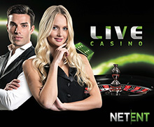 Live casino van Netent